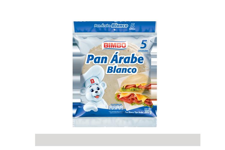 Pan Árabe Blanco