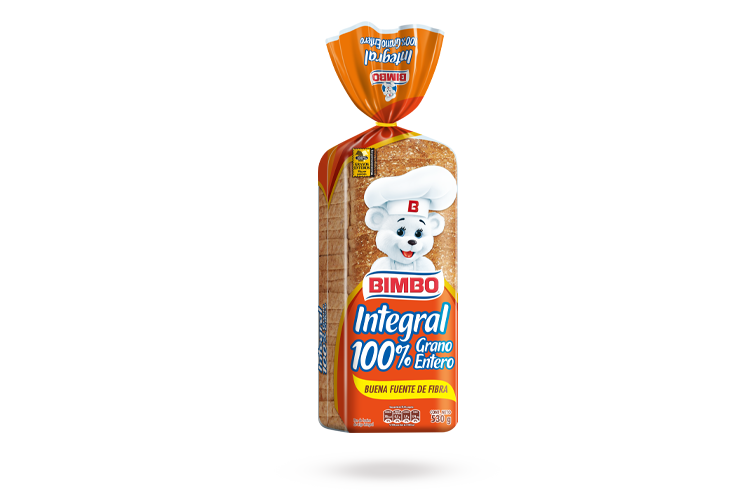 Pan 100% Integral