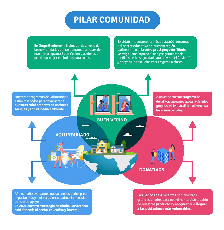 Pilar Comunidad