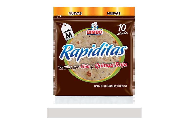 Rapiditas Chía y Quinoa