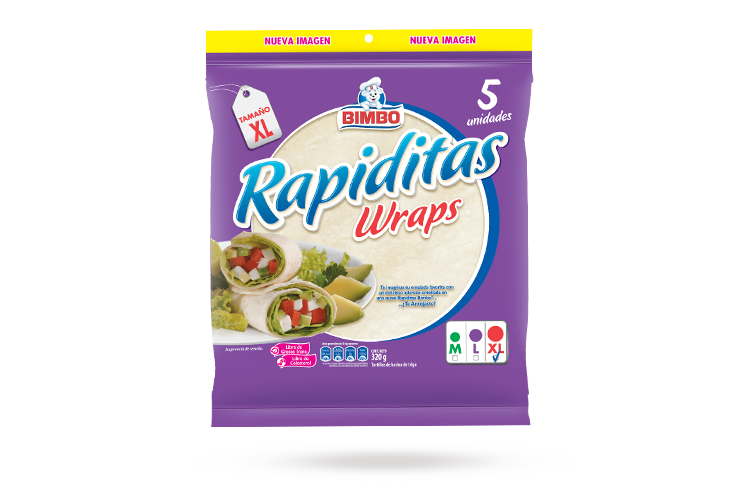 Rapiditas wrap